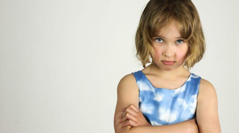 Ko se otrok predrzno vede in odgovarja