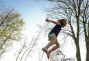 Ali se lahko otroci gibajo preveč?