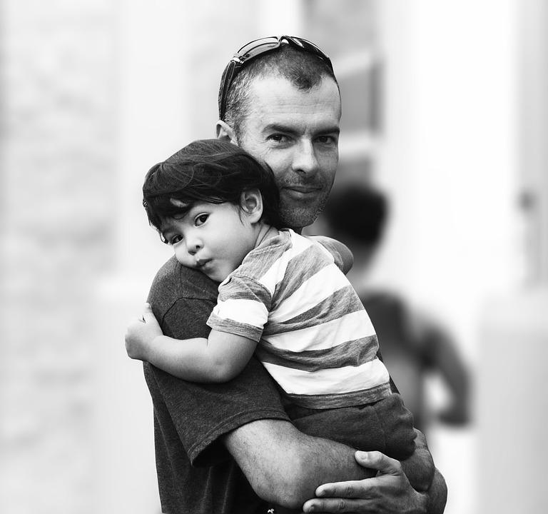 Čas z očetom