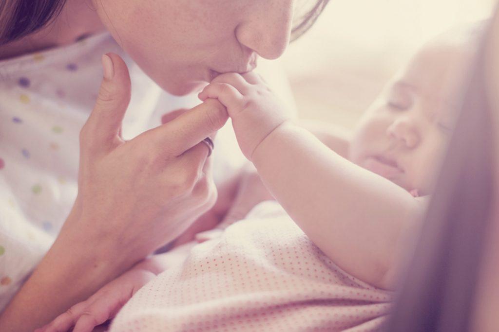 Preden prvič postaneš mami