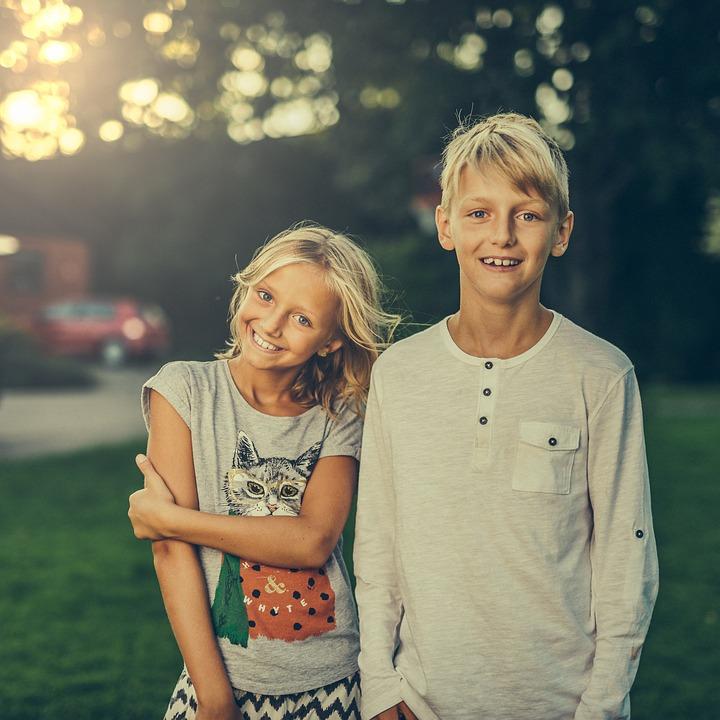 Vzgojimo srečne otroke