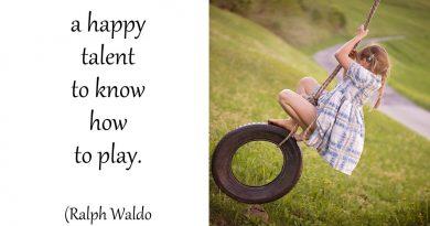 Poskrbite, da se bodo vaši otroci veliko gibali. poskrbite, da se bodo veliko igrali