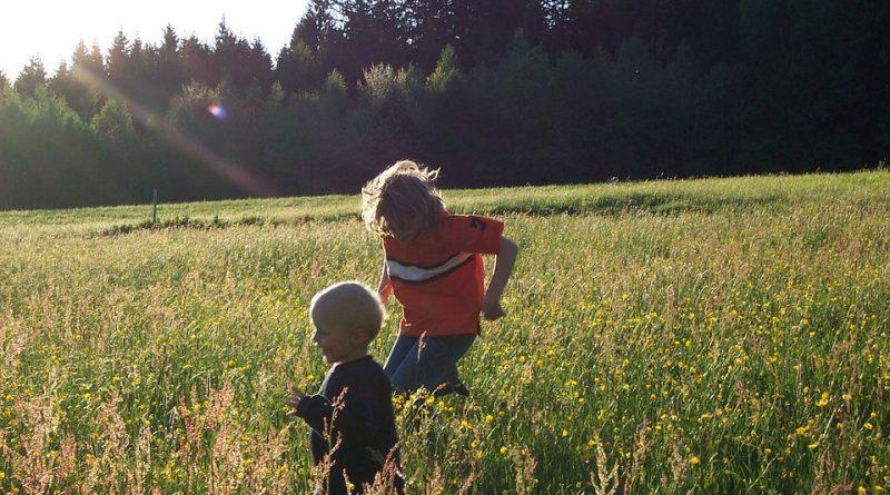 Otroci so ob stiku z naravo mirnejši, pametnejši in bolj zdravi