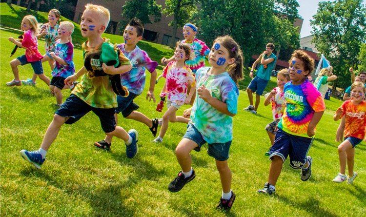 Pet razlogov za vključitev otroka na poletni tabor
