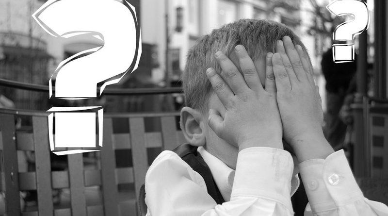 "Kako odreagirati, ko otrok stori ""napako"""