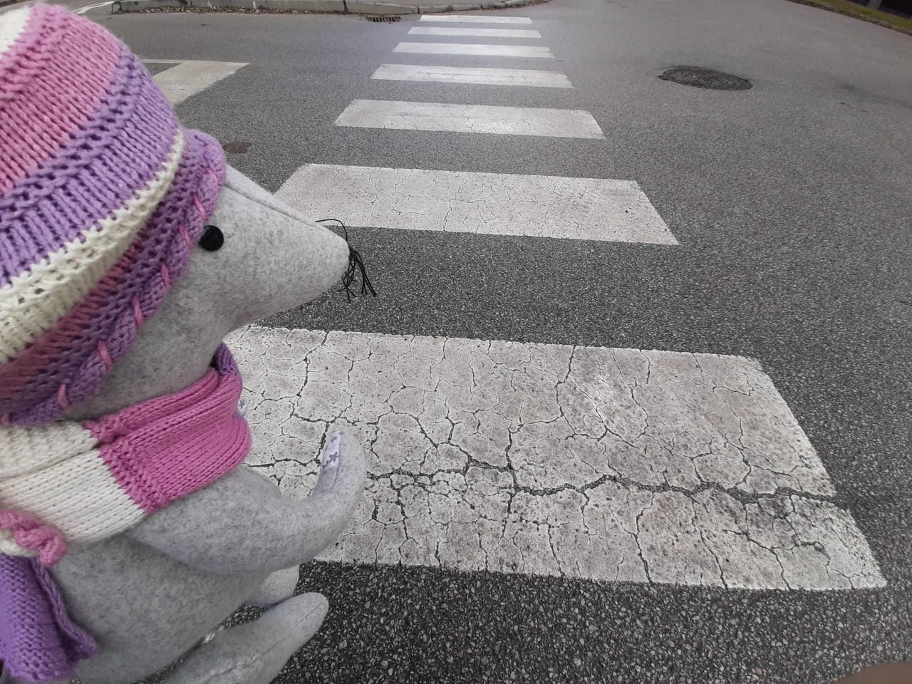 Varno na sprehod