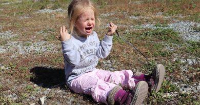 Ko vas otrokova cmeravost spravlja ob živce