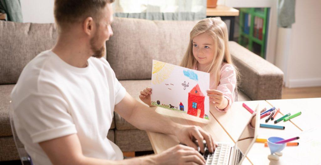 Nasveti za karanteno z otroki
