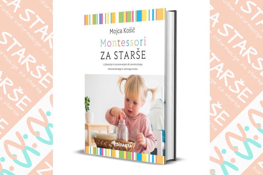 Montessori za starše (ponatis uspešnice)