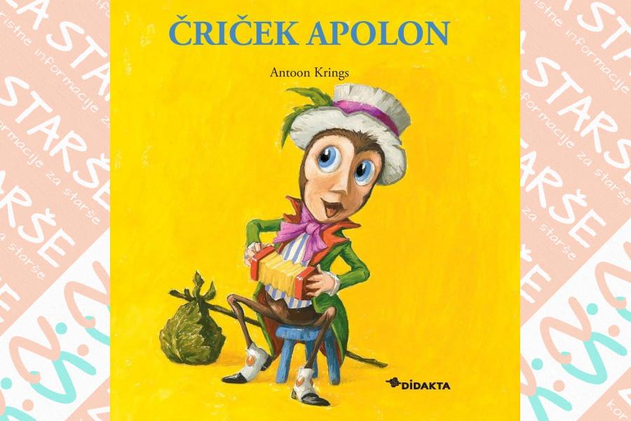 Čriček Apolon (Drobižki)