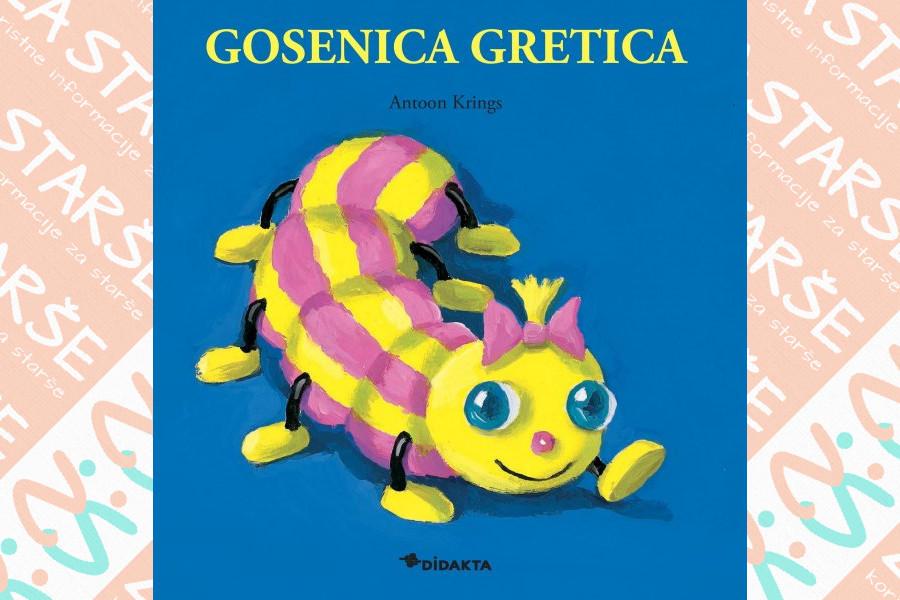 Gosenica Gretica (Drobižki)