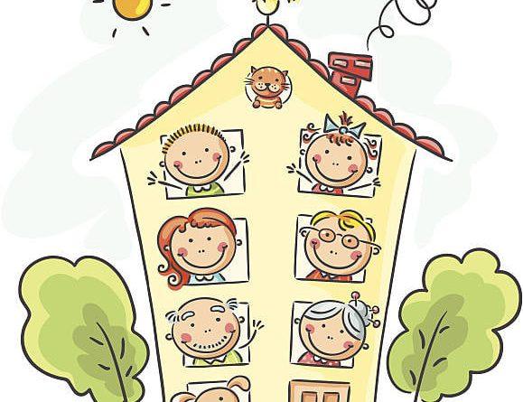 Ali naj si z mojo družino uredimo stanovanje v hiši mojih staršev?