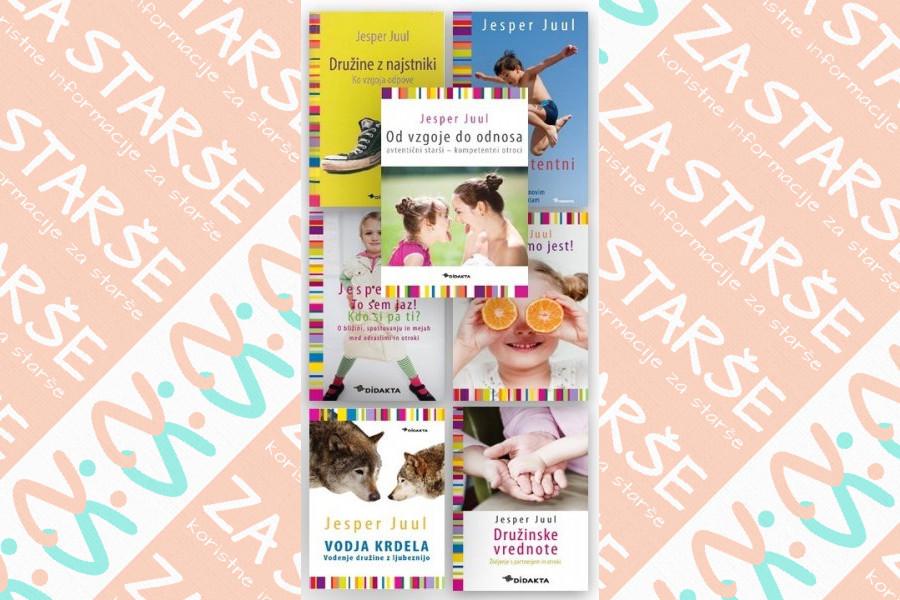 Zbirka Jesper Juul (8 knjig)